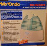humidificador ultrasonico - mx onda - foto
