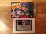 Super Soccer de Super Nintendo - foto