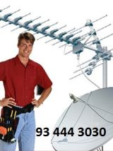 Antenista en barcelona instalacion/repar - foto