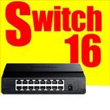 switch primeras marcas 16 puertos - foto