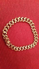 214f3ccda8e4 MIL ANUNCIOS.COM - Comprar y vender pulseras oro de segunda mano en ...