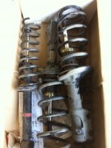 Muelles suspension ibiza GT tdi 110 cv - foto