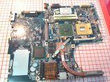 Placa base acer aspire 5610 funcionando - foto