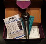 Microfono shure 12a - foto