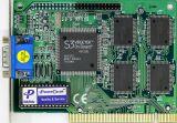 Power Color S3 Virge/DX86C375 PCI C325DX - foto