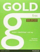 GOLD FCE EXAM MAXIMISER WITH KEY & CD - foto