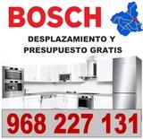 Servicio técnico Bosch Murcia. - foto