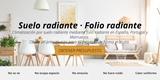Lamina radiante / folio radiante - foto