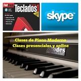 CLASES DE PIANO MODERNO - foto