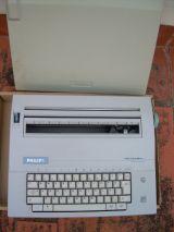 máquina de escribir electrónica - foto