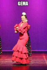 baile flamenco y guitarra-cante - foto