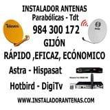 Antenistas Gijón - foto