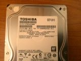 Toshiba 3.5-500gb placa electrica - foto