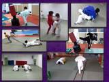 Jiu Jitsu-defensa personal infantil - foto
