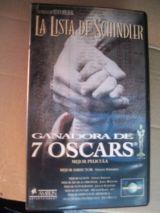 La Lista de Schindler (Ed Especial 2 Vhs - foto