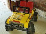 Coche juguete Peg Perego nacional 4x4 - foto