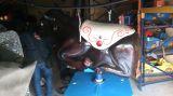 Fabricante de toros mecánicos - foto