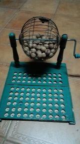 Juego de Loteria de los años 30 - foto