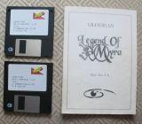Juego PC LEGEND OF MIRA disquetes - foto