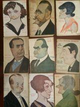 Revistas antiguas de los aÑos 40 - foto