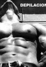 depilación masculina - foto