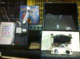 proyector super8, montador y pelicula - foto