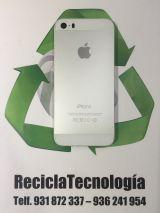 Carcasa iPhone 5s silver - foto