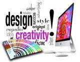 Diseño grafico flyer logos PAGINAS WEB - foto
