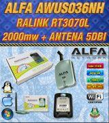 Alfa awus036nh 2000mw OFERTA X CIERRE - foto