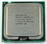 Core 2 duo  e6320.  socket 775 - foto