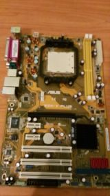 placa base am2 asus m2n-x plus - foto
