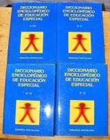 DICCIONARIO DE EDUCACIÓN ESPECIAL - foto