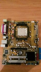 placa am2 asus m2nmxse plus - foto