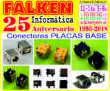 conectores alimentación placas base - foto