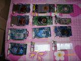 tarjetas graficas pci expres - foto