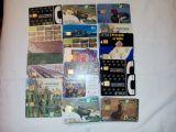 coleccion de tarjetas de telefono - foto