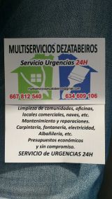 multiservicios deza tabeiros - foto