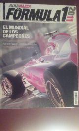 Guía marca fórmula 1, temporada 2013 - foto