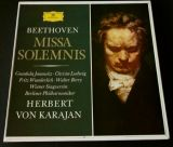 Beethoven - missa solemnis - karajan - foto