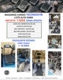 lote maquinas TECHNOGYM, gimnasio - foto