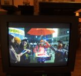 Televisor Grunding 14\' + TDT Philips - foto