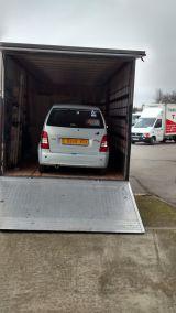 transporte de mercancías en general - foto