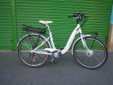 Alquiler de bicicletas electricas ciudad - foto