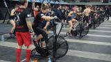 Assault air bike material crossfit / gym - foto