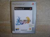 Final fantasy x - playstation 2 platinum - foto