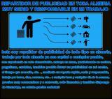 REPARTIDOR DE PUBLICIDAD MUI RESPONSABLE - foto