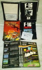Coleccion de cintas MSX - foto