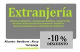 Abogados extranjerÍa . -10% dto . - foto