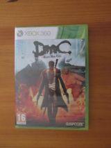 juego xbox 360 dmc devil may cry - foto