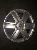 Llanta aluminio Renault - foto